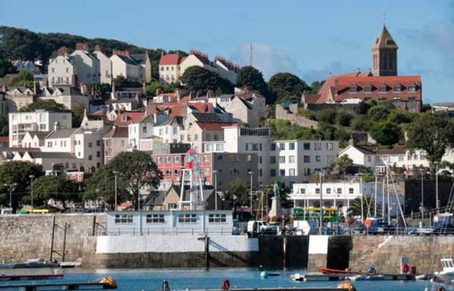 Guernsey sees green for financial services industry