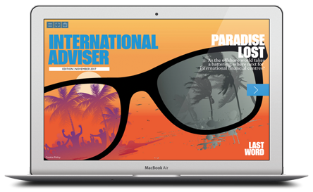 International Adviser - November edition