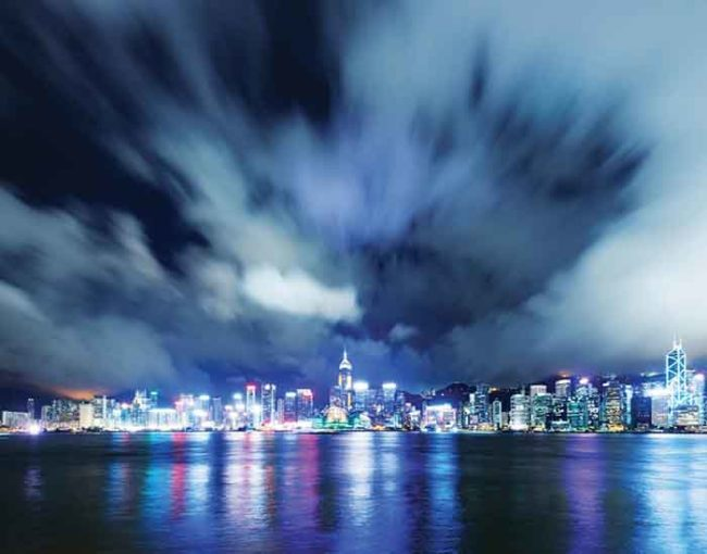 Hong Kong regulator targets big guns