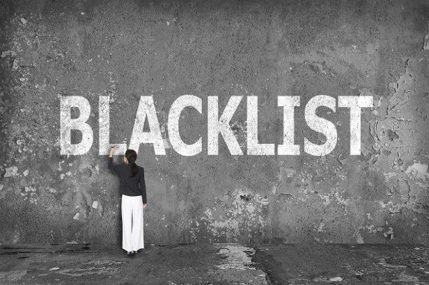 In the mix: heavier fines, judgement error, blacklist tweaks